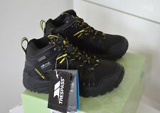 Kids Trespass Waterproof Hiking Walking Outdoor Boots size UK 12 BNWT and box