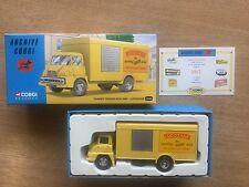 Corgi Thames Trader Box Van - Lucozade Item Number 30306 Boxed