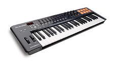 M-Audio Oxygen 49 MKIV USB MIDI 49-Key Keyboard & Drum Pad Controller