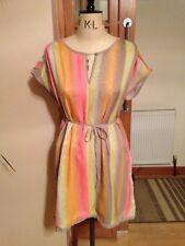 Stripe print tunic style dress from Vero Moda, size M