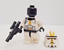 Lego Star Corps Trooper 7655 minifigure Star Wars mini figure
