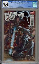 BLACK PANTHER: MAN WITHOUT FEAR #518 - CGC 9.4 - KRAVEN APP - 2039459015