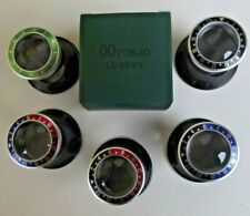 lente monocoli ingrandimento 10x orologi ghiera pepsi batman hulk tipo RLX watch