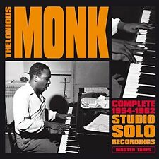 Thelonious Monk - Complete 1954-1962 Studio Solo Recordings [New CD] Spain - Imp
