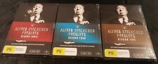 Alfred Hitchcock Presents : Season's  3,4,5 (DVD, 2011,15-Disc Set) New Region 4