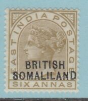 SOMALILAND PROTECTORATE 20 MINT HINGED OG * NO FAULTS VERY FINE!