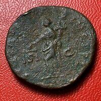 #4253 -RARE - Romaine à identifier S.C 32 mm - FACTURE