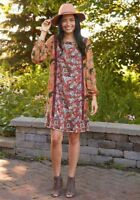 Matilda Jane Lovely Menagerie Dress Size S Small New In Bag Womens