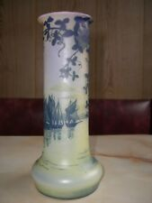 HIGH QUALITY FRENCH CAMEO VASE SIGNED DEVEZ ca. 1900