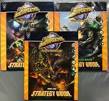 Privateer Press Monsterpocalypse Strategy Guides Rise, I Chomp NY, All Your Base