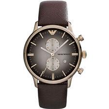Emporio Armani mens AR1755 Retro collection watch