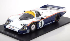 Porsche 956 #3 Gagnant 24h LeMans 1983 Schuppan Haywood Holbert 1 18 Spark