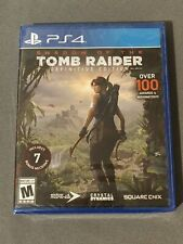 Shadow of The Tomb Raider: Definitive Edition (Playstation 4/Ps4) Brand New
