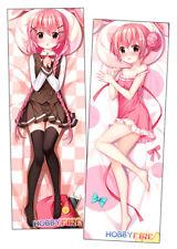 HobbyFire Anime Dakimakura Hugging Body Pillow Case Comic Girls H3803A