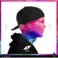 Stories [Japan Tour Edition] by Avicii (CD, May-2016)