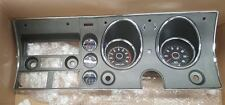 FORD XY GT DASH COMPLETE SUIT GS XW XY GTHO FUEL TACHO SPEEDO TEMP OIL