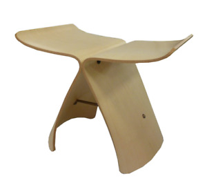 Tendo - Mokko Butterfly Stool Maple S-0521 MP-NT Benches & Stools
