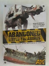 AK Modeling Book - Abandoned: Little Treasures, full color throughout