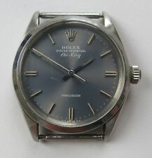 Vintage Rolex Air-King Oyster Perpetual Automatic Men's Watch Ref# 5500 Cal.1520