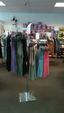 Retail Store Fixtures Clothing Amp Shoe Racks Slatwall Display Cases And More