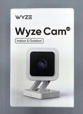 WYZE Cam V3 - 1080P Color Night Vision Starlight Sensor - Indoor/Outdoor