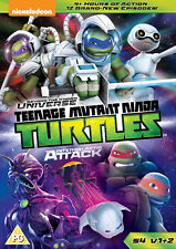 Teenage Mutant Ninja Turtles: Beyond the Known Universe/Inter... [DVD]