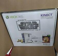 Kinect Star Wars Microsoft Xbox 360 Console System BNIB Sealed 320GB Mint NEW