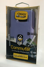 OtterBox Commuter Hard Shell Snap Cover Case for Samsung Galaxy Note 5 (Purple)