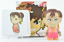 Street Fighter Series 1 Kidrobot 3-Inch Vinyl Figure - Chun-Li Alt Costume