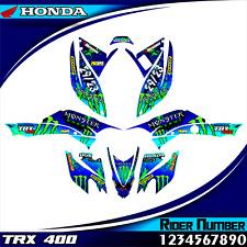 honda trx 400 ex 2008 2009 2010 2011 2012 decals graphics stickers trx400ex