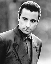Andy Garcia, The Godfather, Internal Affairs, signed 10x8 photo. COA. Proof.