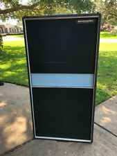 Acoustic 301 Classic 118 Bass Guitar Speaker Cabinet