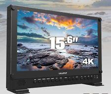 "LILLIPUT 15.6"" BM150-4K Ultra HD SDI,HDMI ,DVI,VGA,TALLY+Anton Bauer+ Protector"