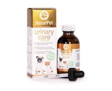 NaturPet Urinary Care Pet Supplement for Dogs & Cats, 100 ml bottle New & Sealed