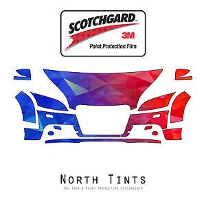 Audi TT-S 2009-2014 PreCut 3M Scotchgard Paint Protection Clear Bra Kit