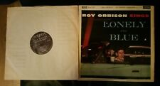 ROY ORBISON LONELY AND BLUE  LONDON  1960 ORIGINAL LP