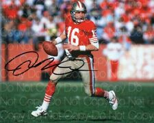 Joe Montana 49ers signed photo 8X10 poster picture autograph RP