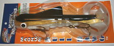 """13"""" Magnum Double Bull Dawg Musky Innovations Natural Sucker Pike Plastic Body"""