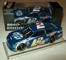 Brad Keselowski 2014 Miller Lite #2 Team Penske Ford Fusion 1/64 NASCAR Diecast