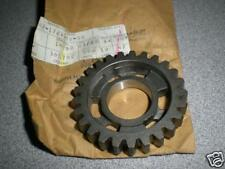 NOS Yamaha MX175 4th Wheel Gear 25T 1W2-17241-00