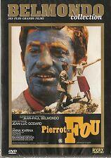 """DVD   """"Pierrot le fou""""  Belmondo    n  27"""