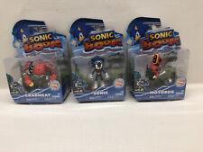 Sonic Boom 3 Inch Single Pack Figure Set Of 3
