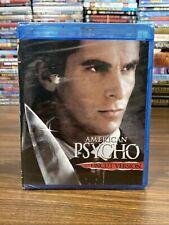 American Psycho Uncut Version Blu ray New