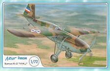 Frrom Azur 1/72 Ikarus IK-2 VVKJ # FR015