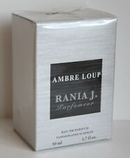 Ambre Loup Rania J 50 ml / 1.7 Oz. EDP NEW IN BOX UNISEX SEALED