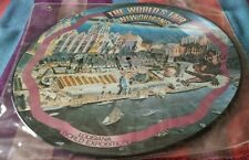 New Orleans World's Fair Picture Disc Vinyl LP Record 1984 Rare Louisiana Expo
