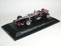 Reynard Team IMPUL  No.19 (OMRON) Fahrer S. Motoyama Formula Nippon 2003