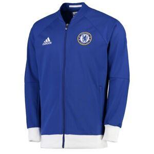 adidas Chelsea FC Anthem Jacket Men's Small