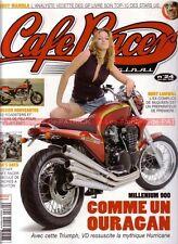CAFE RACER 24 TRIUMPH VD Classic HONDA CB KAWASAKI Z1000 YAMAHA SR Randy MAMOLA