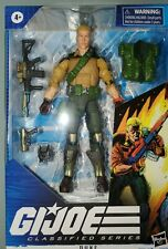 DUKE G.I. JOE CLASSIFIED SERIES  ACTION FIGURE - BRAND NEW - IN HAND SHIP TODAY